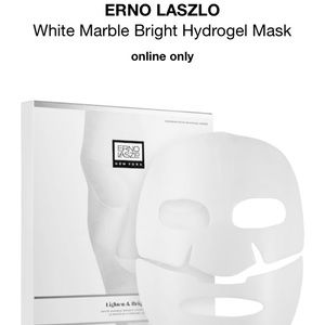 erno laszlo Other - White marble hydrogel mask cleansing oil soap bar